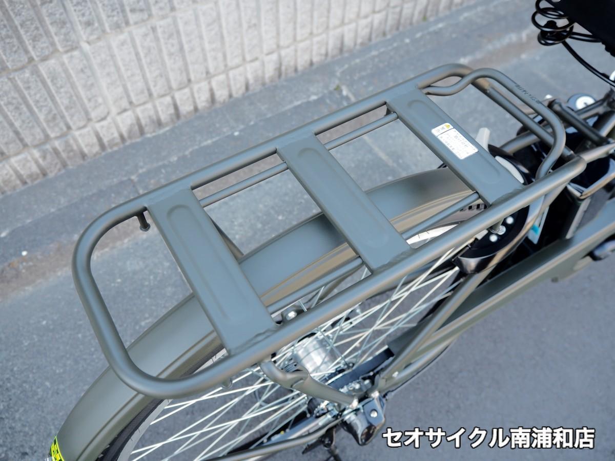 ブリヂストン ブリジストン BS おしゃれ 電動 アシスト かっこいい 家族で乗れる 埼玉県 埼玉 さいたま さいたま市 自転車 自転車屋 セオサイクル セオ 親切 老舗 安心 ママチャリ