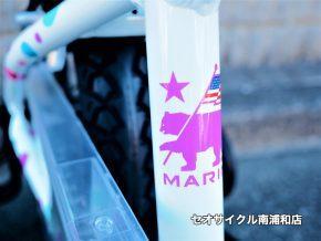MARIN DONKY Jr 16 2019 マリン マリーン ドンキージュニア 16インチインチ おしゃれ かわいい キッズバイク 乗りやすい カリフォルニア アメリカ USA DAPUMP 親切 丁寧 自転車 セオサイクル 南浦和 さいたま 埼玉県