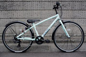 ブリヂストン / シュライン SHL47 ブリジストン クロスバイク 子供用 子ども キッズバイク ジュニアバイク シンプル かっこいい 男の子 女の子 小学生 24インチ 親切 丁寧 セオサイクル 南浦和店
