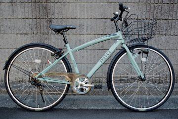 丸石サイクル / アパッシュ ①
