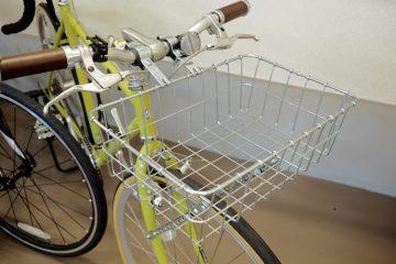 クロスバイクに似合うWALD ウォルド&BASIL バシル!