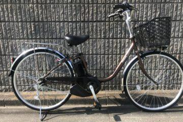 パナソニック お買い得 電動自転車 入荷!