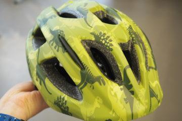 bobike ボバイクの恐竜ヘルメット 入荷しました!