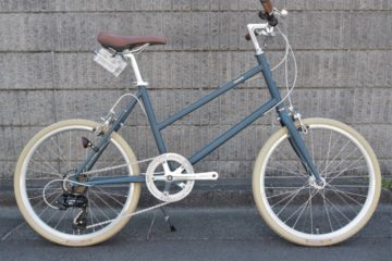 """<span class=""""title"""">TOKYOBIKEの新型ミニベロ、トーキョーバイクカラン</span>"""