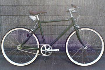 シンプルなTOKYOBIKE、トーキョーバイク・モノ