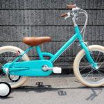 リトルトーキョーバイクの新色、サーフブルー入荷しました!