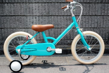 "<span class=""title"">リトルトーキョーバイクの新色、サーフブルー入荷しました!</span>"