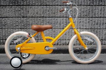 リトルトーキョーバイクの新色、タンジェリン入荷しました