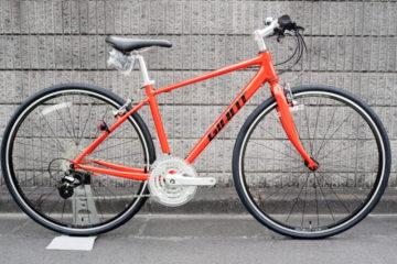 2021年モデル ジャイアント エスケープR3 オレンジ入荷!