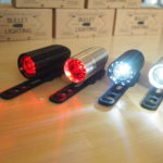 リンドウ / バレットライト 充電式LED砲弾ライト 入荷!
