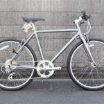 ライトウェイのクロスバイク、シェファード26 入荷!