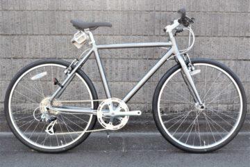 """<span class=""""title"""">ライトウェイのクロスバイク、シェファード26 入荷!</span>"""