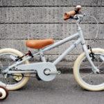 京都デザインの幼児車 GROWNBIKE TODD16 はじめました♪