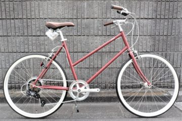 """<span class=""""title"""">トーキョーバイク・ビズ TOKYOBIKE BISOU26 ボルドー入荷!</span>"""
